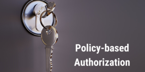 Policy based authorization in ASP.NET Core