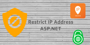 Restrict IP Address in ASP.NET Web API